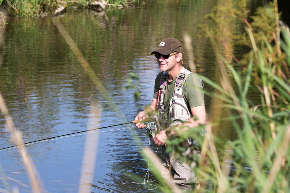 Fliegenfischertage im Sauerland
