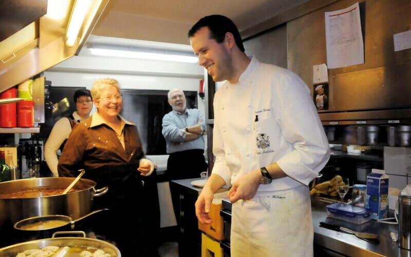 Kochkurse im Sauerland