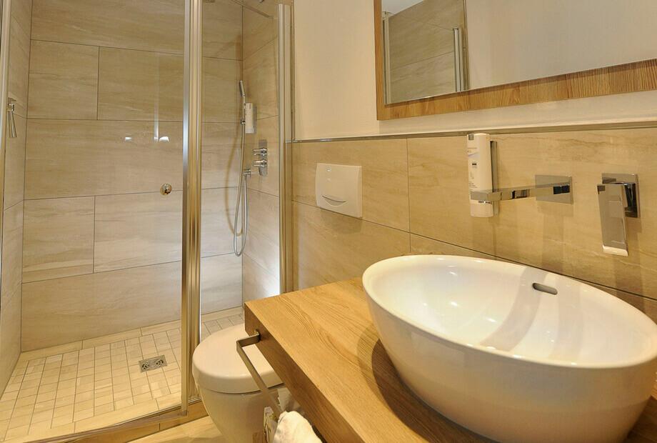 Komfort Doppelzimmer mit schönem Bad