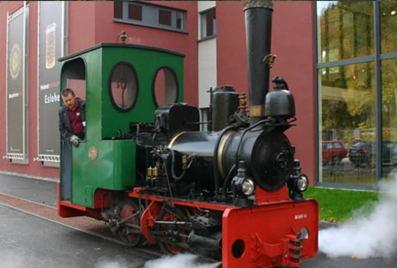 Das Dampf-Land-Leute Museum in Eslohe