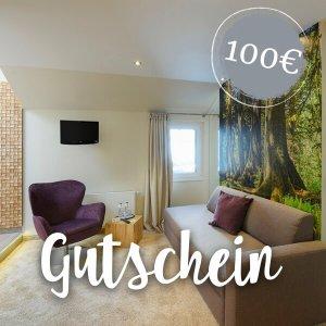 Wertgutschein 100 Euro - Haus Hochstein Gutschein