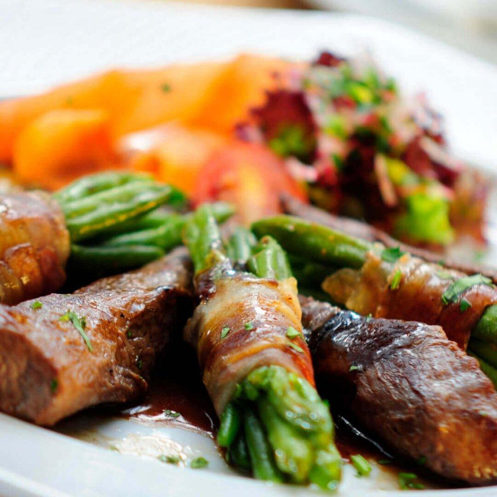 Genuss pur: Küchenphilosophie im Restaurant Haus Hochstein