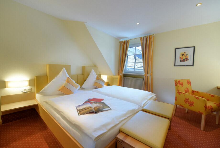 Hotelzimmer Standard im Haus Hochstein