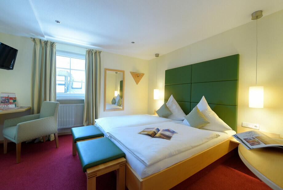 Hotelzimmer in der Kategorie Standard
