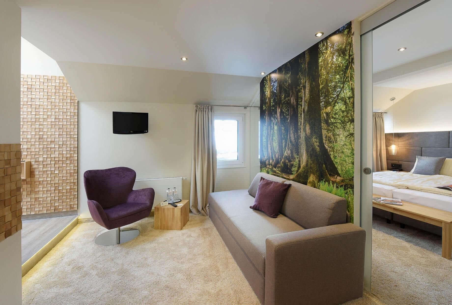 Zimmer im Haus Hochstein im Sauerland