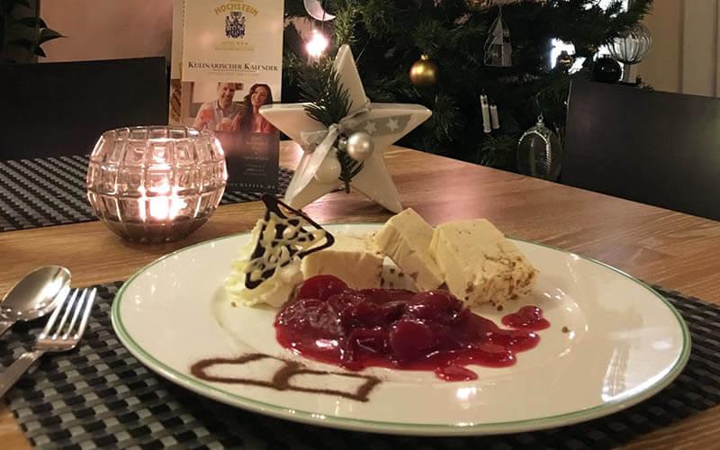 Rezeptidee für Weihnachten - Köstliches Winter-Dessert