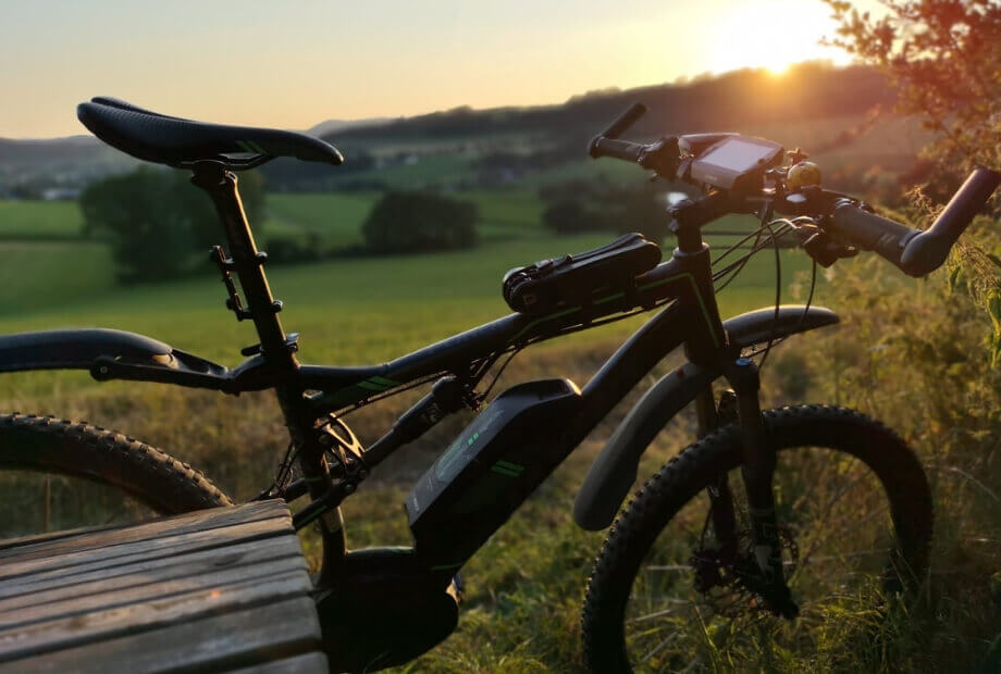 Mountainbiketouren im Sauerland