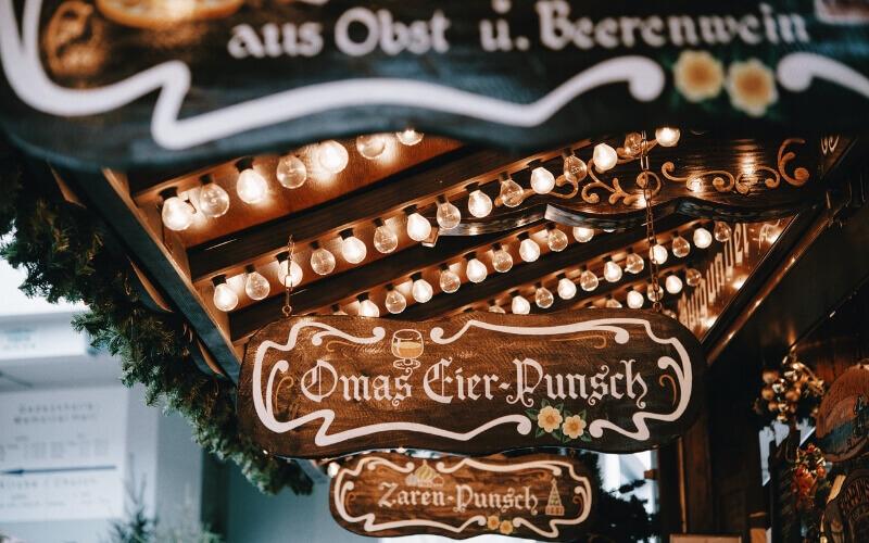 Winterliche Ausflugsziele im Sauerland: Weihnachtsmarkt Meschede-Wallen