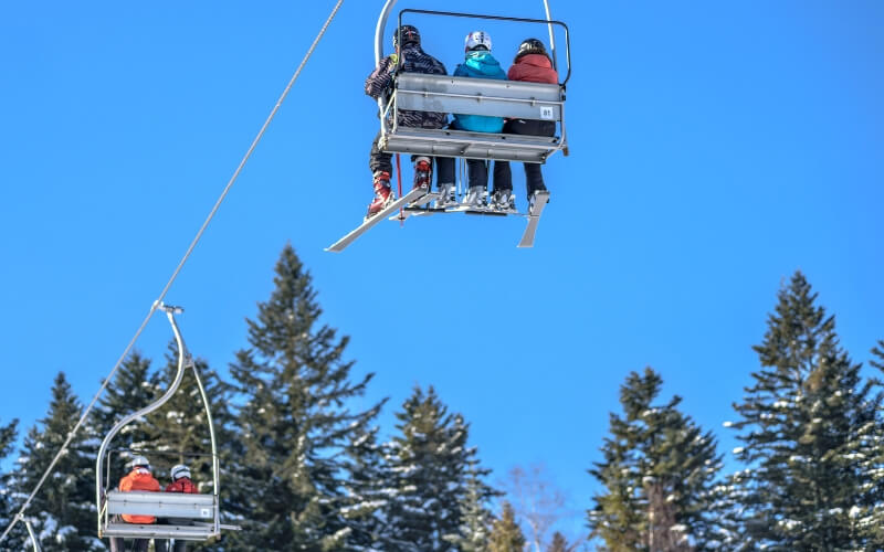 Ski fahren in Winterberg - Winterurlaub im Sauerland