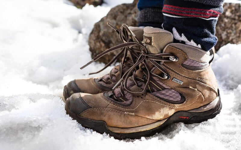 Winterwanderung im Sauerland