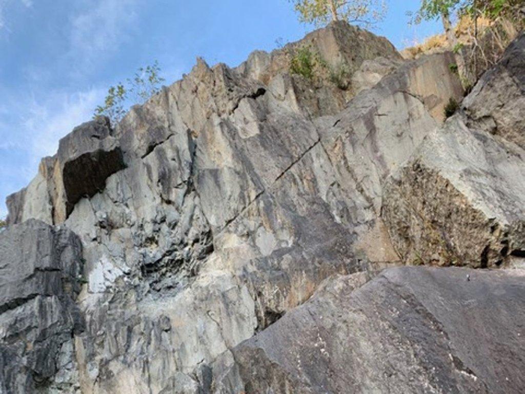 Klettern im Sauerland